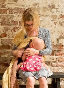 Nursing mothers pain in the neck Bagnell Chiropractic Treatment Chiropractor